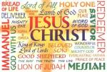 NAMES OF JESUS 1