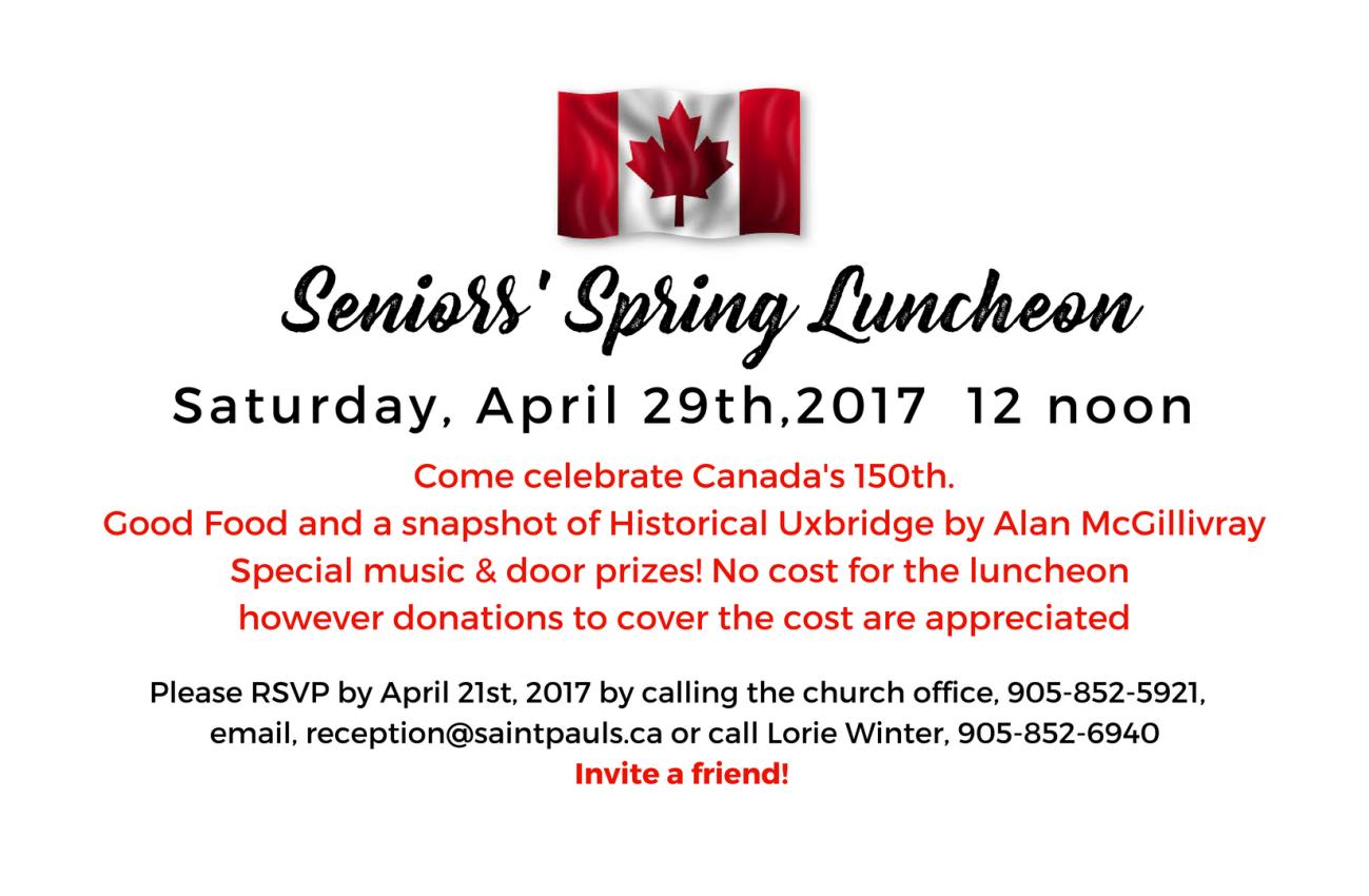 Senior's Spring Luncheon (2)